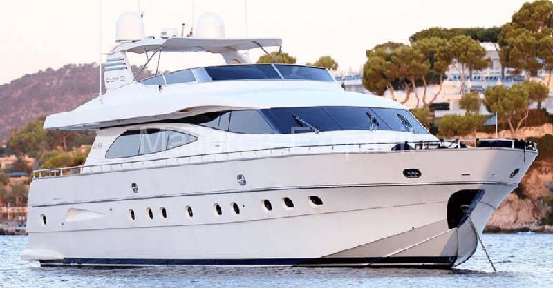 Red Line Yachtcharter Mallorca - Canados-80-S- 02