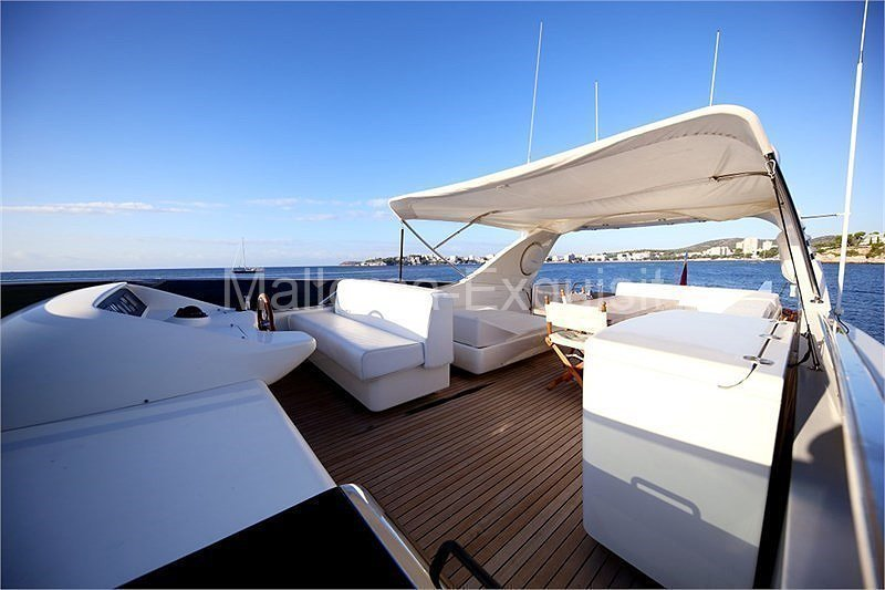 Red Line Yachtcharter Mallorca - Canados-80-S- 03