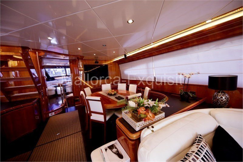 Red Line Yachtcharter Mallorca - Canados-80-S- 04