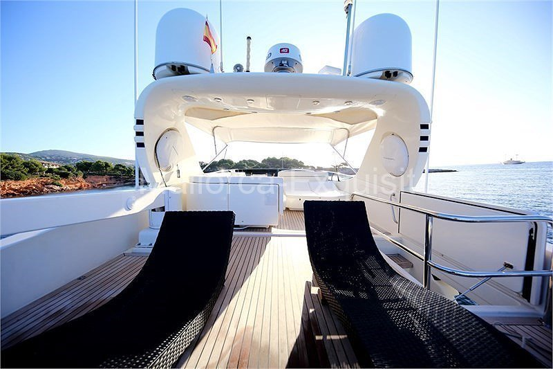 Red Line Yachtcharter Mallorca - Canados-80-S- -07