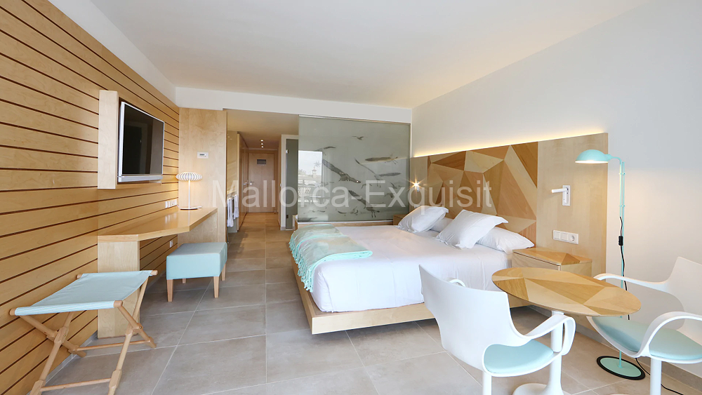 Junior Suite mit Meerblick 5 Sterne Luxushotel Selection Playa de Palma