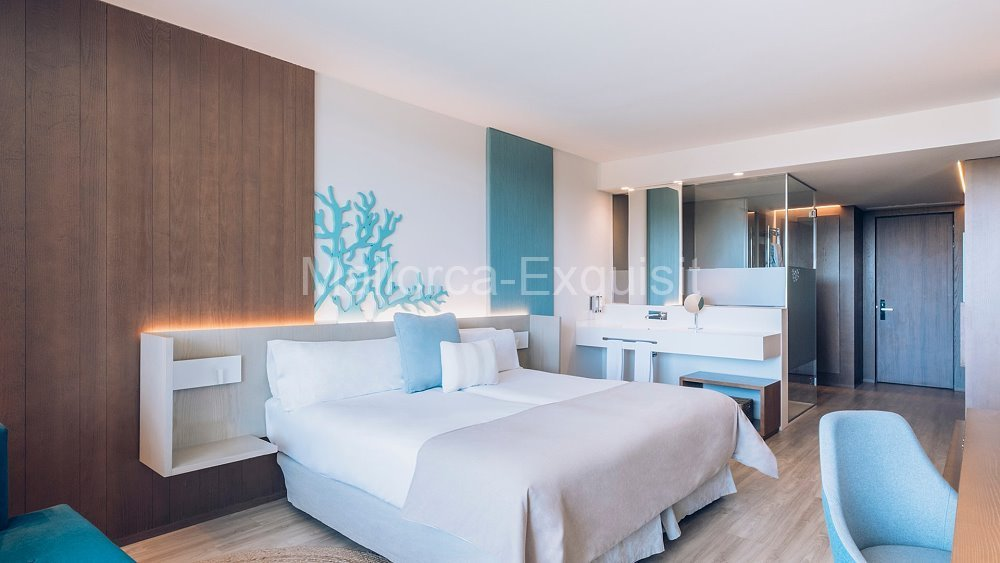 5 Sterne Luxushotel Selection Llaut Palma - DOPPELZIMMER MIT POOLBLICK