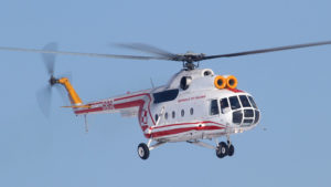 Red Line Aircharter-Service. Helikopter-Charter.