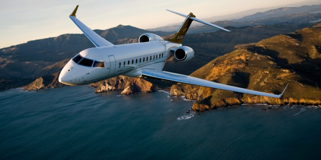 Red Line Aircharter-Service. Privatjets.
